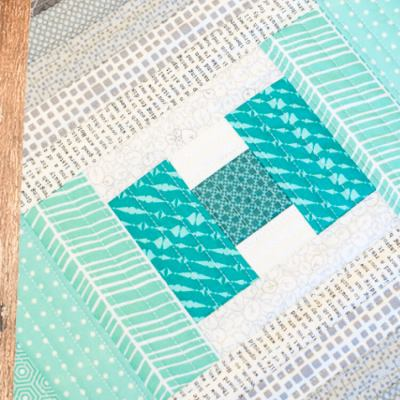 Step It Up Quilt-As-You-Go Tutorial