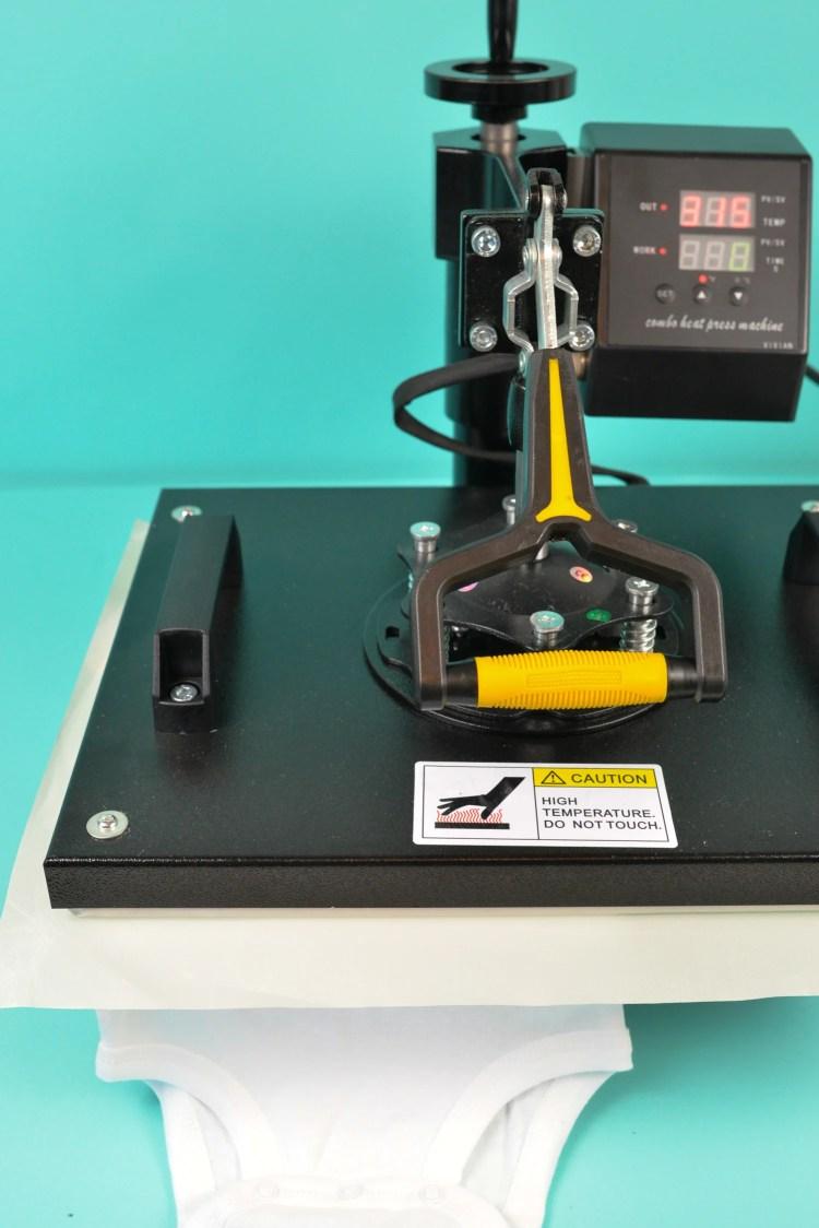 How to Use Cricut Iron On Vinyl - Hey, Let's Make Stuff