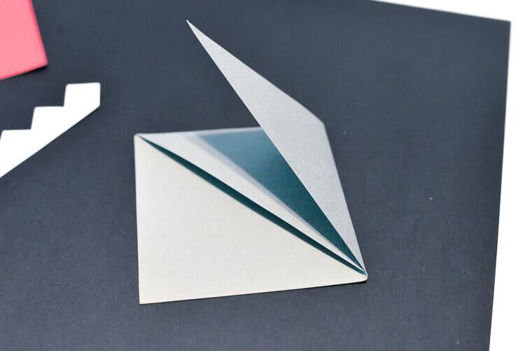 DIY Shark Bookmarks step 2