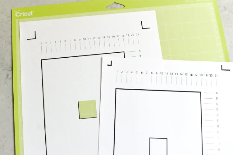 Is your Cricut Explore not reading the Print then Cut sensor marks during calibration? Here's the fix to one possible problem.