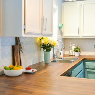 How to Install Butcher Block Countertops