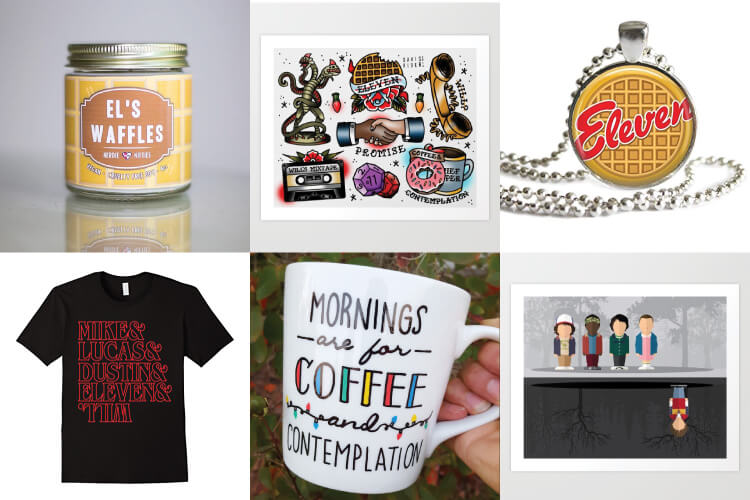 String up some Christmas lights, pull out Dungeons & Dragons, and toast some EGGOs: this Stranger Things gift guide has everything you need for a trip to the Upside Down.