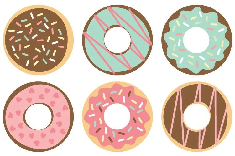 donut cut files