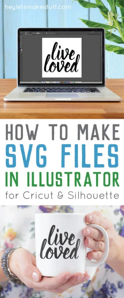Download How to Make SVG Files for Cricut Using Illustrator - Hey ...