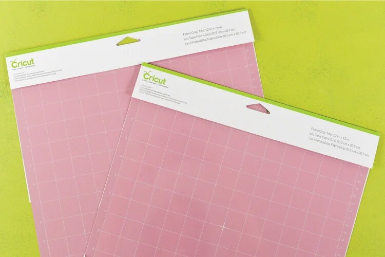 It's important to know how to clean your Cricut fabric mat. Learn how to take care of this mat, clean it properly, and help keep it sticky for a long time to come.