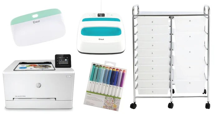 If you're looking for the gift ideas for the Cricut fan in your life, you've come to the right place! This list has all sorts of Cricut accessories, tools, and other fun ideas for any Cricut lover.