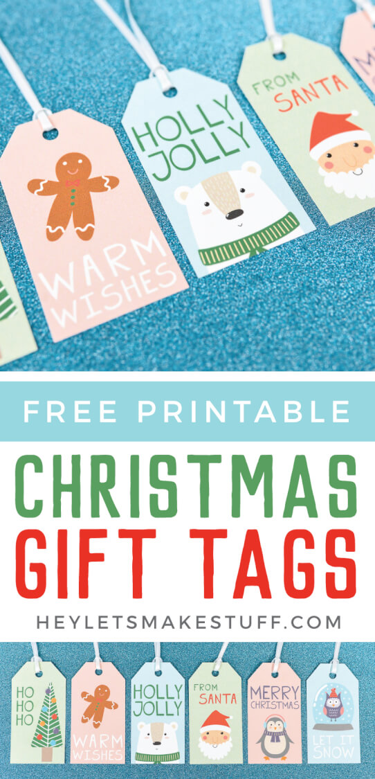 This is an image of Crush Cute Gift Tags Printable