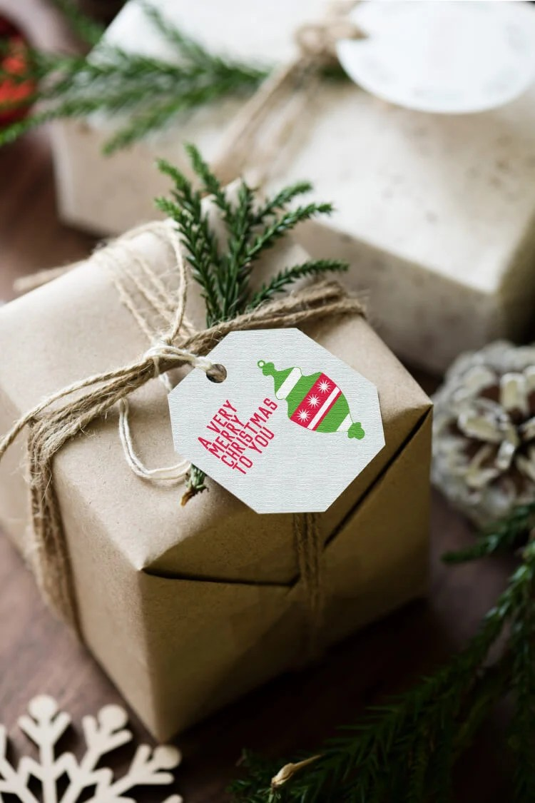 These vintage Christmas ornaments are perfect for all of your projects! Use them on Christmas cards, gift tags, holiday party invites, and more!