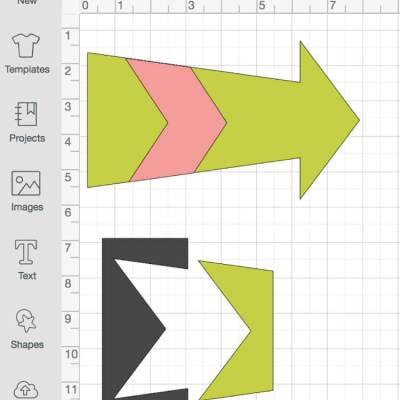Using Slice in Cricut Design Space