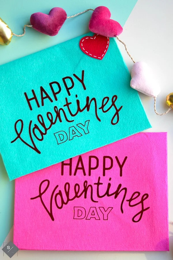 Happy Valentine's Day svg files