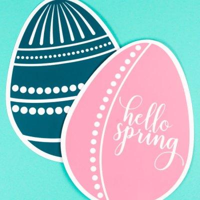 Easter Egg SVGs