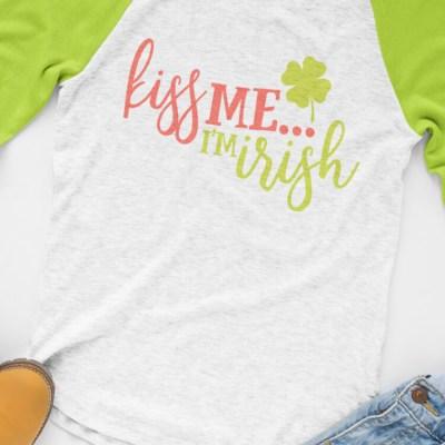 Kiss Me I'm Irish – Flash Freebie