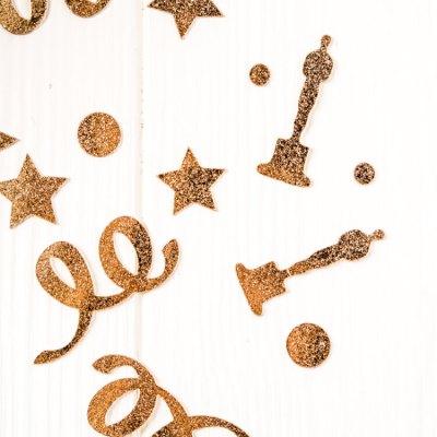Oscars Party Confetti