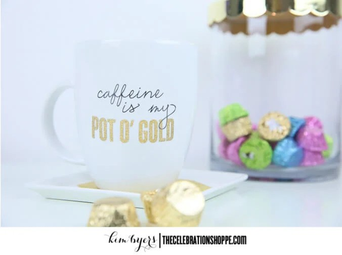 Caffeine is My Pot of God: With St. Patrick's Day right around the corner, here is a lucky round up of SVGs perfect for all your leprechaun, rainbow and shamrock crafts and projects!