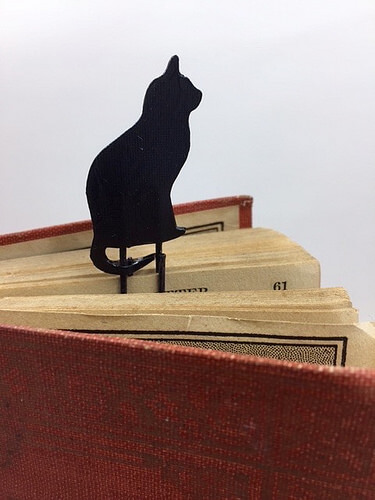 Black Cat Bookmarks