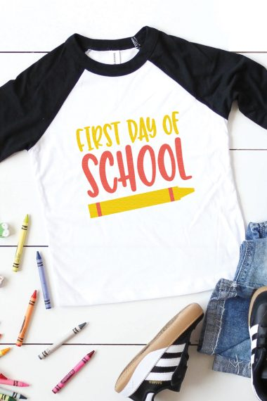 Before you know it school will be back in session! Get ready with this fun Back to School SVG Bundle. Everything you need to craft, create, and customize in the new school year.