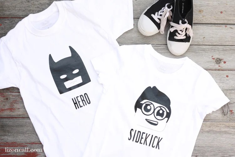 Batman and Robin Shirts