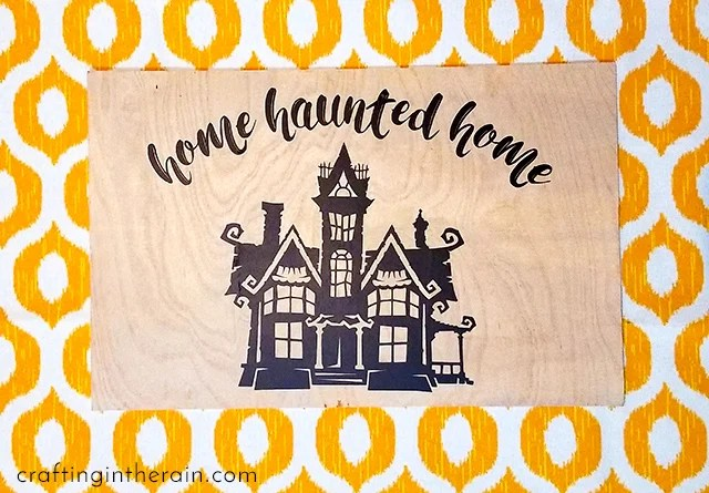 Home Haunted Home