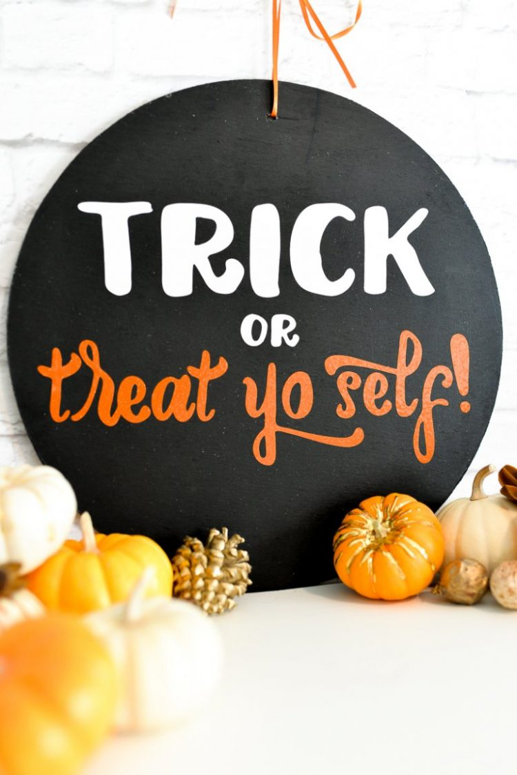 Trick or Treat Yourself
