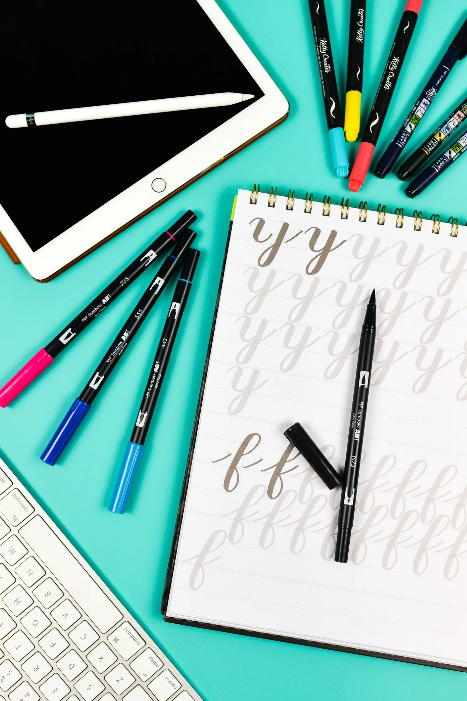 Want to learn how to hand letter? Skillshare has a huge array of online calligraphy and hand lettering courses! I've taken a bunch of them—here are six classes for learning hand lettering I found particularly helpful.