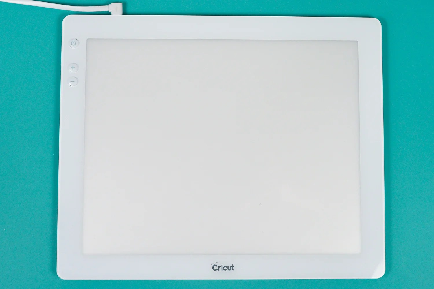 Cricut Brightpad out of the box