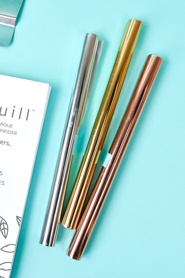 Foil Quill by We R Memory Keepers - Three Colors of Foil