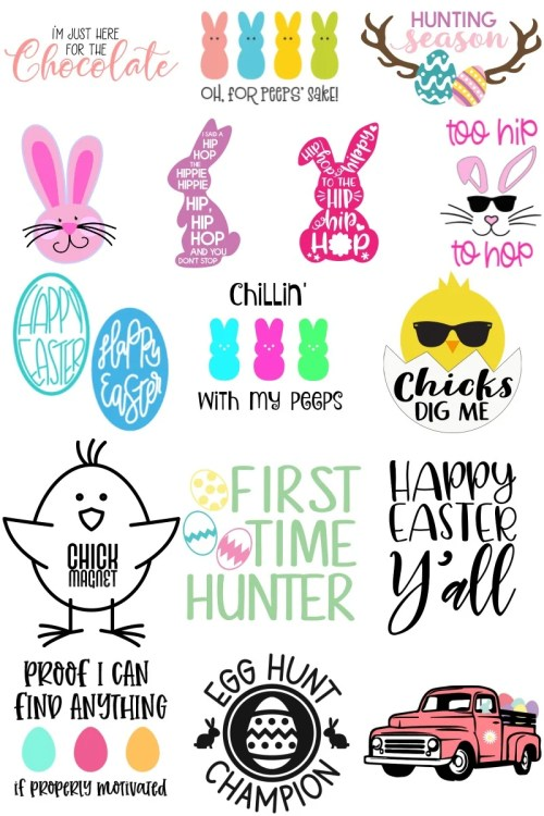 Free SVG Files for Easter