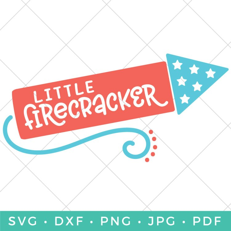 Security image of the Little Firecracker SVG