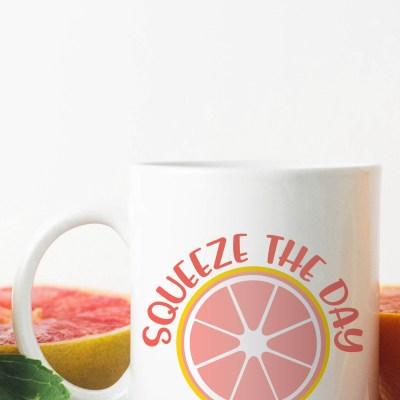 Cute Fruit SVG Bundle