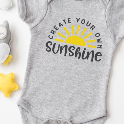 Sunshine and Sun SVG Bundle
