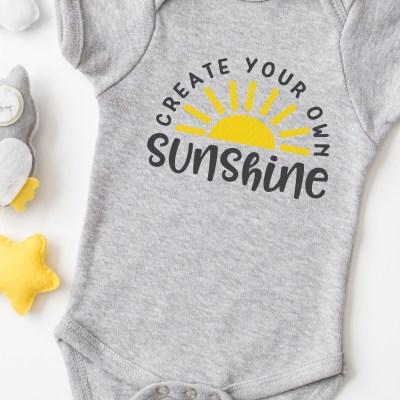Sunshine and Sun SVG Bundle