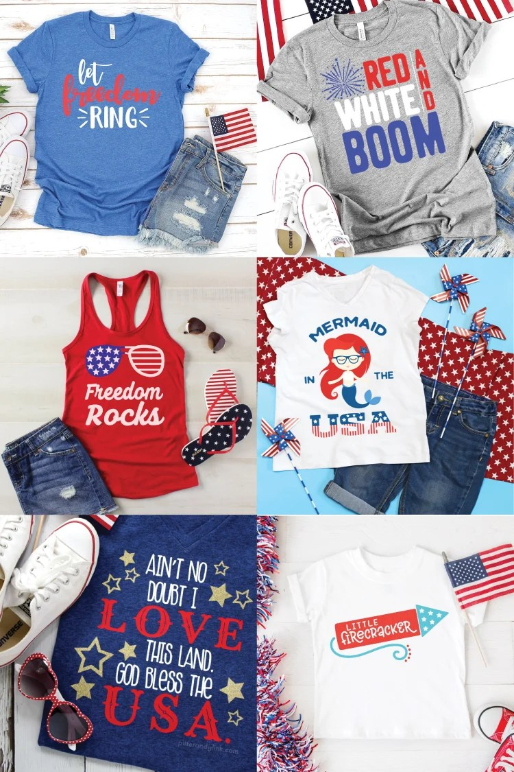 Printable 4th of July Quotes - Hey, Let\'s Make Stuff