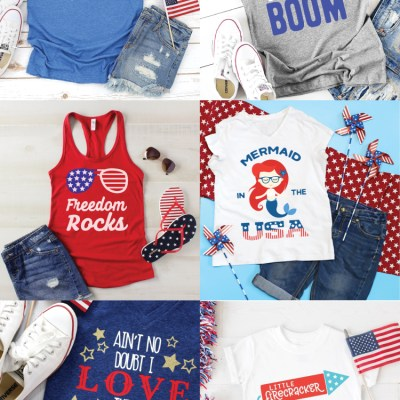 4th of July T-Shirt Ideas