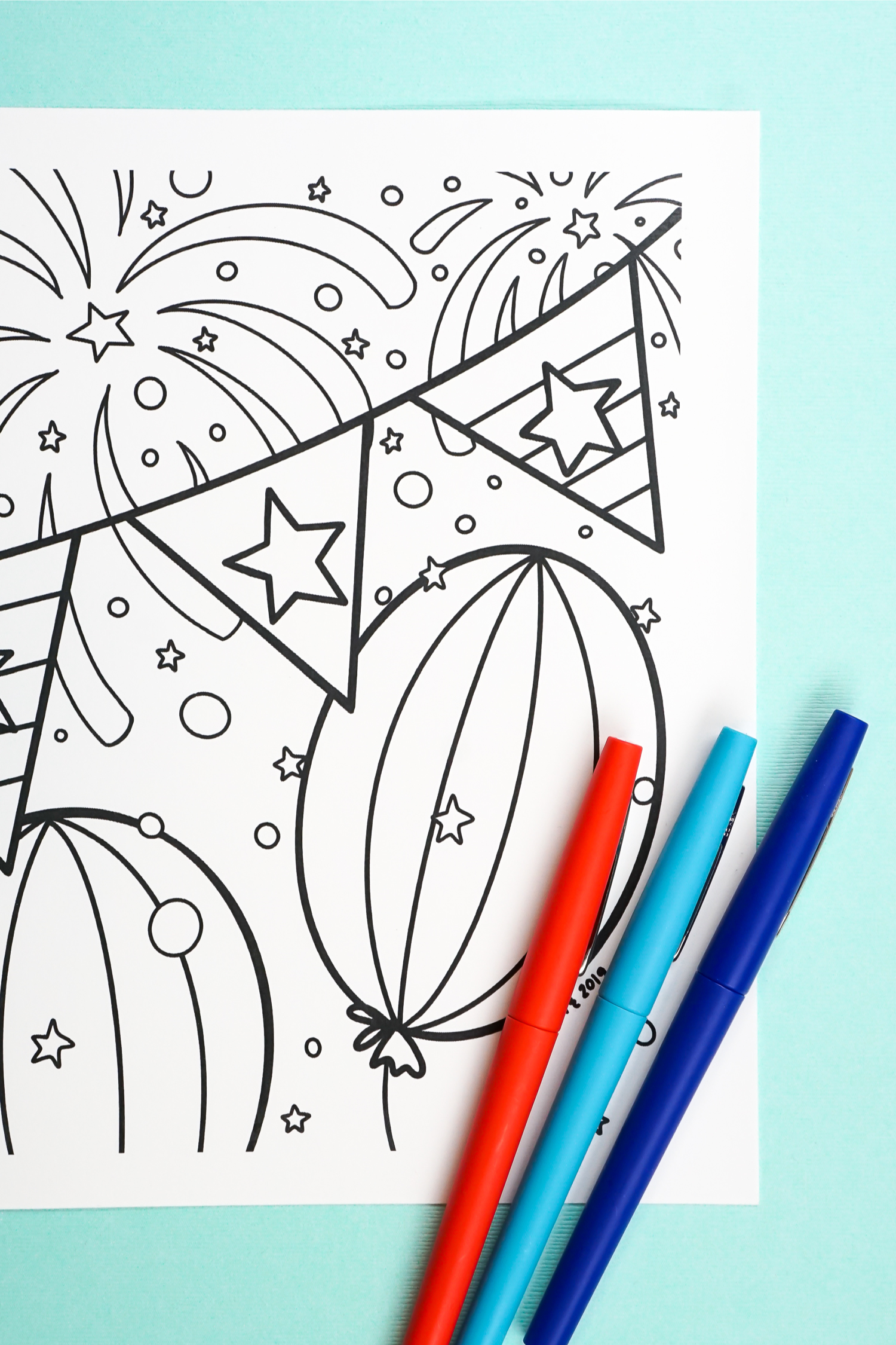 photograph about Free Printable 4th of July Coloring Pages named 4th of July Coloring Website page - Hey, Enables Crank out Things