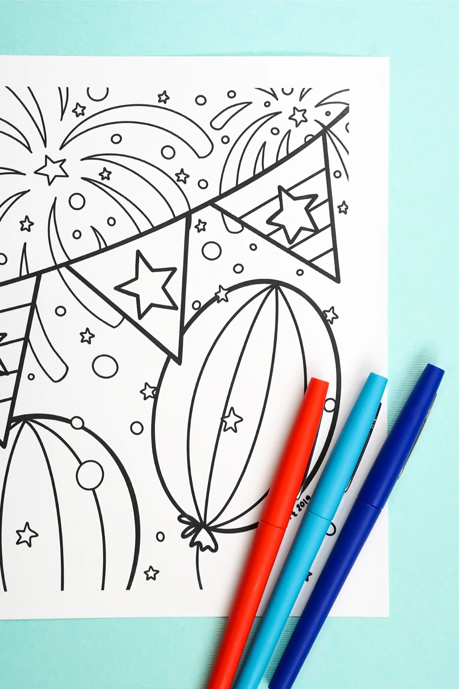 graphic regarding Free Printable 4th of July Coloring Pages named 4th of July Coloring Website page - Hey, Will allow Generate Things