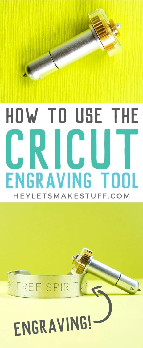 Cricut Maker Engraving Tool pin image