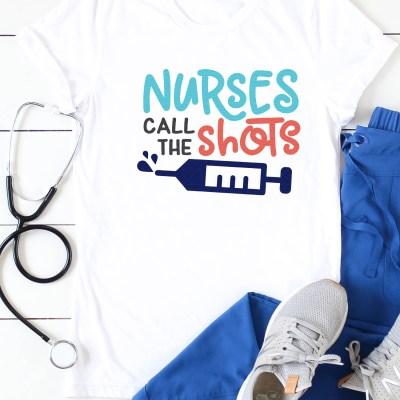 Funny Nurse SVG Bundle