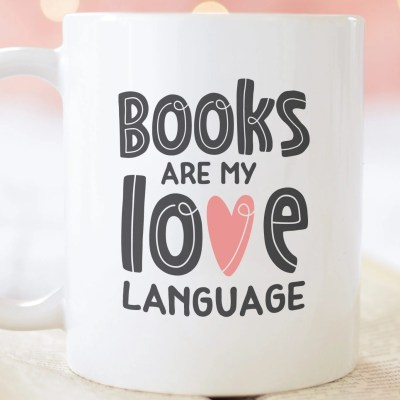 Book Lover Book SVG Files