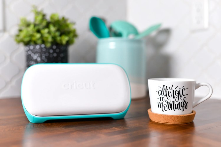 The Cricut Joy is a compact cutting machine