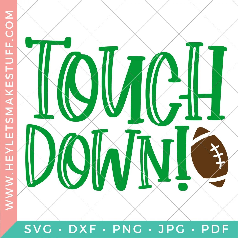 Touchdown SVG
