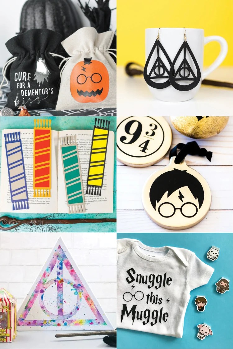 Harry Potter SVG files