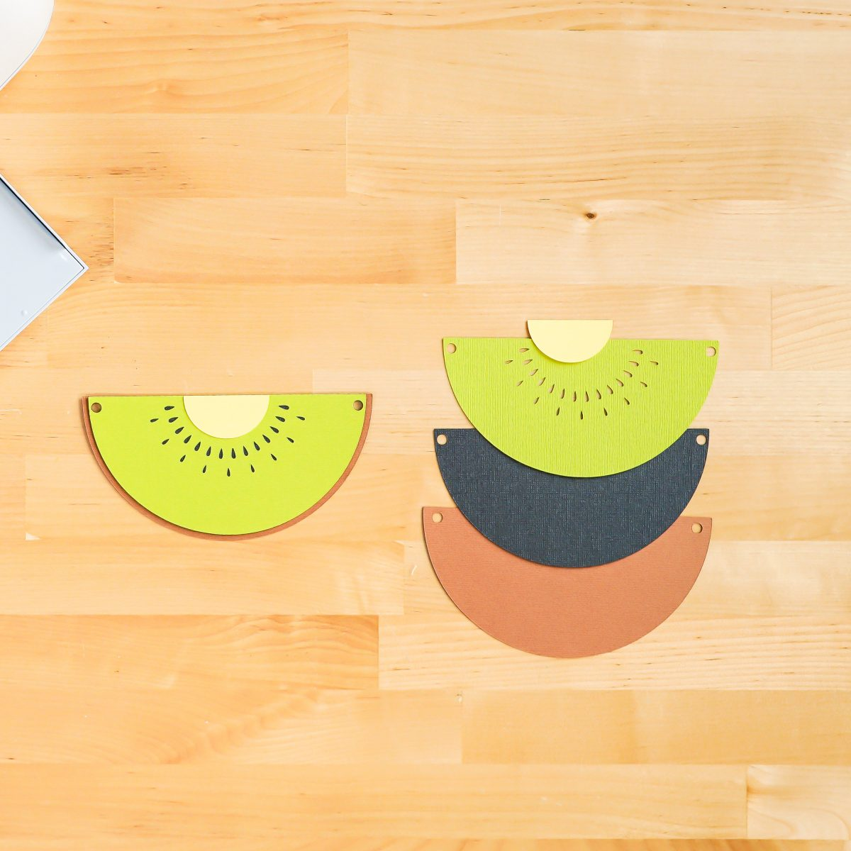 How to assemble the kiwi