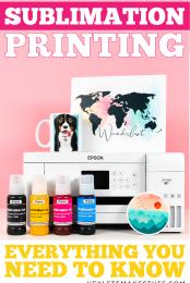 Sublimation Printing Pin #2