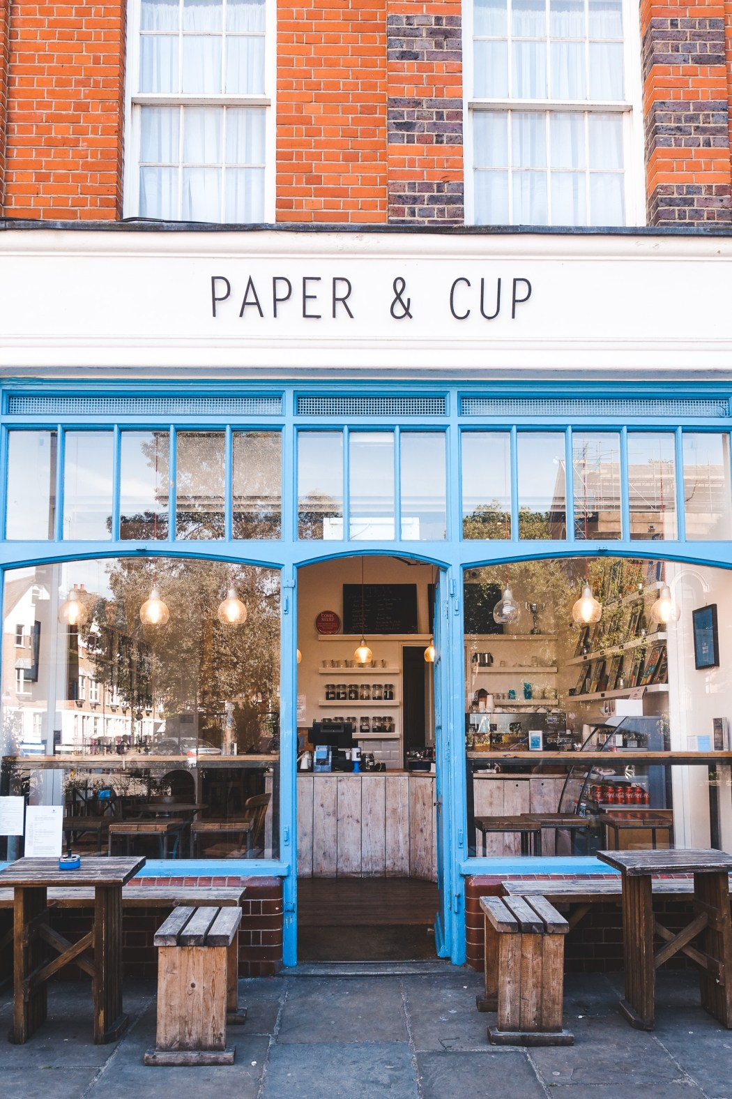 London Travel Guide - London's best Cafés
