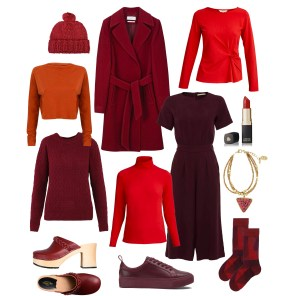 Fair Fashion Friday: Trend Color 2017 Red