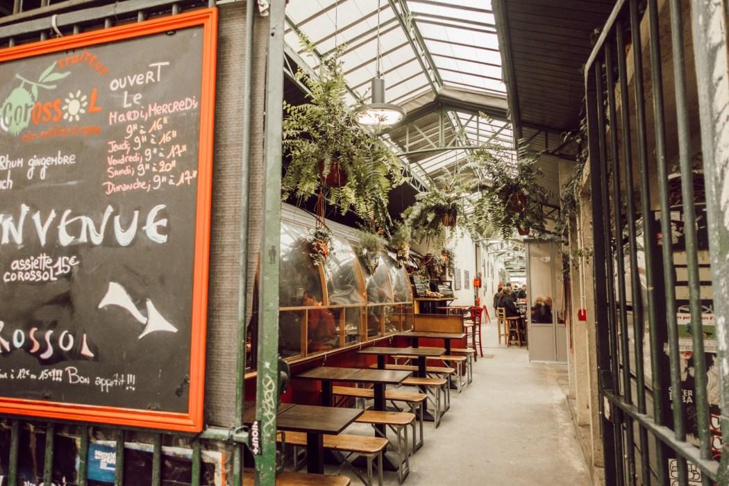 Paris Vegan Food Guide