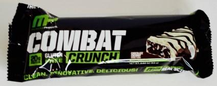 protein bars, hey little rebel, heylittlerebel.com, combat crunch