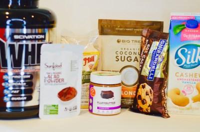 ice cream cookie sandwiches, healthy treats, hey little rebel, heylittlerebel.com
