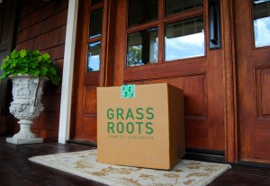 grass roots, meat, meat box, meat subscription