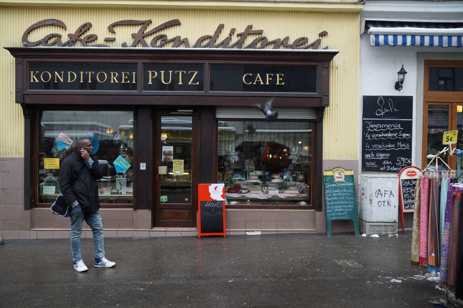 Café Konditorei Putz